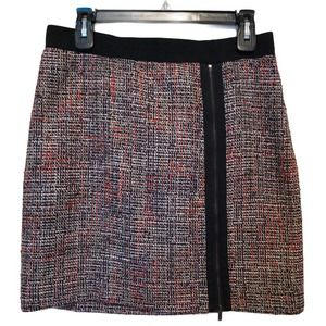 Liz Claiborne Wool Blend Tweed Pencil Skirt (8P)